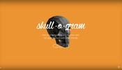 自分の顔をスキャンして頭蓋骨モデルを生成! 顔認証と WebGL 技術の合わせ技デモがすごい
