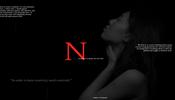 動画を利用したパーティクル表現! ミラノにあるファッションアカデミー Accademia Del Lusso のウェブサイト