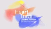サウスウェスト航空のフライトデータを独自のアルゴリズムで抽象的なアート作品に仕上げた Heart of Travel