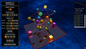 Artificial Neural Network(ANN)を WebGL で可視化しインタラクティブに操作できるデモ作品