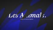 ブレることのない一貫したテーマ製のあるビジュアルが本当に見事! Les Animals. のウェブサイト