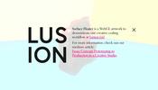 VR や AR に特化したクリエイティブスタジオ Lusion のウェブサイトとその制作過程を記したブログ記事がすごい!