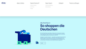 ネットショッピングの大手 eBay のドイツにおける市場調査レポートが PlayCanvas 製ですごい!