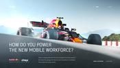 カーレースの世界の表と裏を見事に演出しつつ場面転換も大迫力! Red Bull Racing のサイトがすごい!