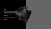 多くの素晴らしい WebGL 作品で知られる Yi-Wen Lin さんのポートフォリオサイトがリニューアル