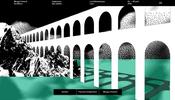 フランスで行われるアートとイノベーションをテーマにしたイベント Mirage Festival のウェブサイト