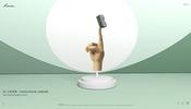 フランスのエージェンシー Hands の 2017 年を振り返る「手」をテーマにしたデモがすごい