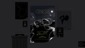 WebGL を使うことの意義を考えさせられる恐るべき完成度! Genesis Noir のティザーサイトがすごい