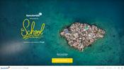 コロンビアに実在する小さな島の生活にフォーカスした Google 謹製 WebGL コンテンツ The School of Sustainability