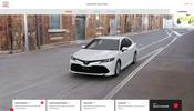 TOYOTA 公式の WebGL & WebVR コンテンツ! Camry をウェブ上でカスタムできる Camry Web Configurator