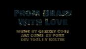 フランスのデモパーティ VIP 2018 で公開された WebGL 製デモ作品 From Brain With Love が面白い