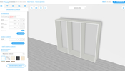 リアルタイムかつインタラクティブに棚を設計! WebGL 製のコンフィギュレータがすごい!