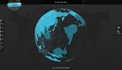 Wikipedia の更新状況を取得し地球儀の上にマッピングした可視化事例 Wiki Edits が面白い