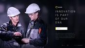 ハイエンドな WebGL 実装が満載! 原子力に関する研究やリサイクル事業を展開するフランスの企業 Orano のウェブサイト