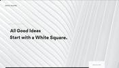 テクスチャ座標をずらすことで表現したシーン遷移演出が面白い! イギリスの投資会社 White Square のウェブサイト