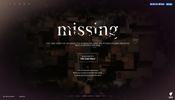 モザイク模様のような見せ方が面白い WebGL で実装されたインタラクティブ・ドキュメンタリー Missing