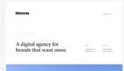 こんな WebGL の使い方もあったのね…… デジタル・マーケティングエージェンシー Union のウェブサイト