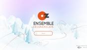 フランス製の新年を祝う WebGL ゲームデモンストレーション! ゲームクリア後には衝撃の結末が!