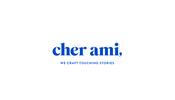 掴んで、伸ばして、引っ張って! 空間をまるごと引っ張ったような独特な演出が面白い Cher Ami のウェブサイト