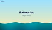 深く深くどこまでも…… まるで終わりが無いのではと錯覚してしまうほど壮大な深海を描いた The Deep Sea がすごい!