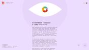 WordPress の作例をカラフルで美しいカレイドスコープを通して感じる Qode Kaleidoscope が面白い
