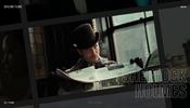 マウスのホールド操作で「掴む感触」が面白いロンドンにある映像プロダクション Skyline Films のウェブサイト