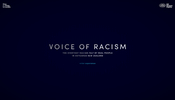 すべての人種差別を無くすために……あえて多くの事例を集めた「声」のビジュアライズ作品 Voice of Racism