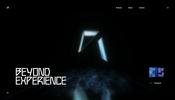サイト内に表れる様々なグラフィックスを WebGL でダイナミックに描画する aircord のウェブサイトがすごい!