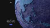 海洋自然保護を訴える Sea Shepherd が世界中でどのように活動しているのかを可視化したグローブデモ