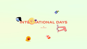 様々な国際記念日などをピックアップしイラスト化した EPIC days がおもしろい