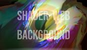任意のシェーダをサイトの背景に設定できる Kazik Pogoda 氏の WebGL 製プロジェクト shader web background