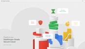 マテリアルの変化など丁寧な仕事が光る Google 提供のヘルスケアをテーマにした WebGL 製デモサイト