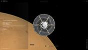 NASA の火星探査機 InSight の火星着陸直前の様子を WebGL で観察できる Entry Descent Landing