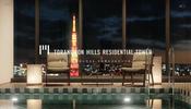 美しい写真に視差効果を加えた表現が素晴らしい虎ノ門ヒルズ レジデンシャルタワー のウェブサイト