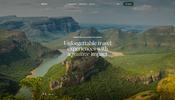 視差効果のついた WebGL エフェクトと自然を撮影した美しい画像が素晴らしい Niarra のウェブサイト