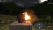 アウトドア用の据置型ライトメーカー Golight の WebGL コンテンツ! ライトの性能を 3D で再現!