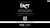 EPOCH とホムンクルスが手掛ける FACT のアニバーサリーサイト! スマホで見る興奮の WebGL コンテンツ!