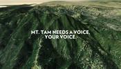 WebGL 製ビューアで魅せる米国マウント・タマルパイス州立公園の魅力と保護活動