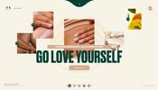日本でも普通に手に入れることができるスキンケア商品 The Body Shop の Body Butter のウェブサイト