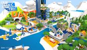 再生可能エネルギー事業を手掛けるフランスの企業 EDF が企画した Electric Days のウェブサイト