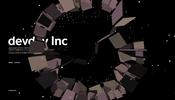 当サイトでもすっかりおなじみの WebGL 使い ikeryou(池田亮)さんが代表を務める devdev Inc. のウェブサイト