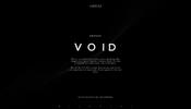 ハイレベルな作品を多数収録したデモ集! 深い闇に浮かびあがる美しき 3DCG の世界 VOID