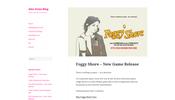 Unity 製の WebGL ゲーム Foggy Shore! 孤島を少女が旅するショートアドベンチャー