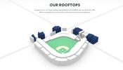 野球場の観戦席を提供するサービスのサイトに見る WebGL を使ったコンテンツ