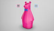 メキシコ発! なんとも愛らしいクマのオモチャのサイトに PlayCanvas 製のビューアが登場!