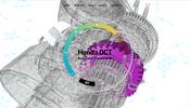 HONDA が開発した新しいトランスミッションシステムの告知サイトに WebGL 製のエンジンデモが登場!