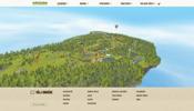 スウェーデンにある超大型テーマパークの施設を WebGL によって再現したバーチャルパークがすごい!