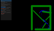 WebGL で実装されたパーティクルベースの流体シミュレーションデモ! パラメータも多彩で楽しい一作