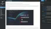 わずか数十行のコードで物理演算付きシーンを構築できる WebGL フレームワーク WhitestormJS
