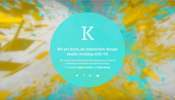 VR に特化したデジタルデザインを手掛ける Kuva のウェブサイトに見る WebVR 実装!